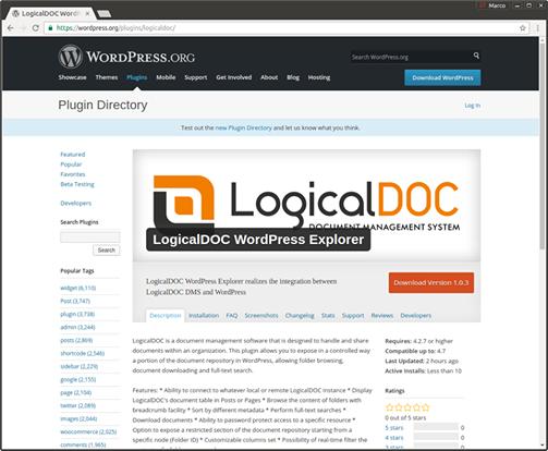 LogicalDOC Document Management - DMS / News