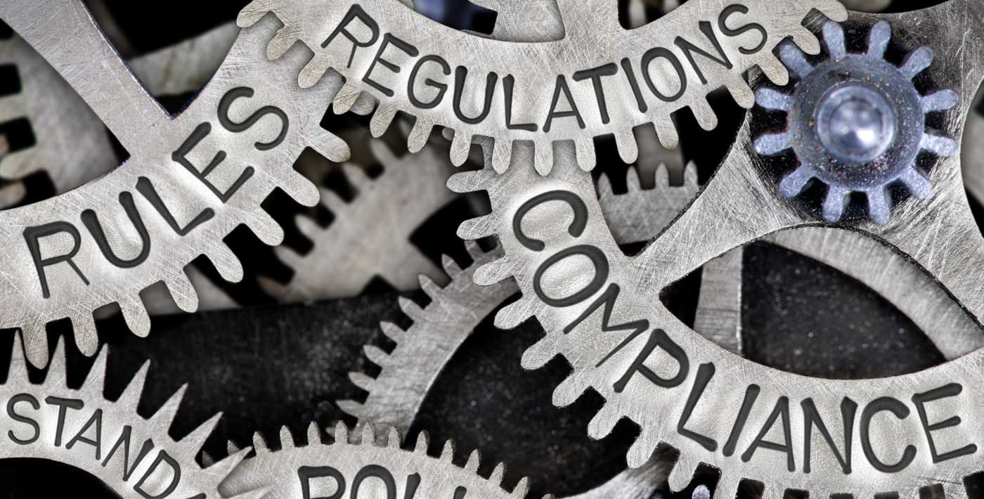 Better regulatory compliance