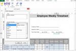 Edit-properties Excel-document